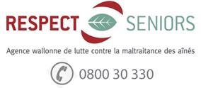 Respect Seniors - Agence Wallonne de lutte contre la maltraitance des aînés.